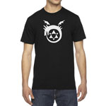 Men's Full Metal Homunculus Anime T-Shirt