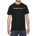 Men's Resistance Is Futile Borg T-Shirt