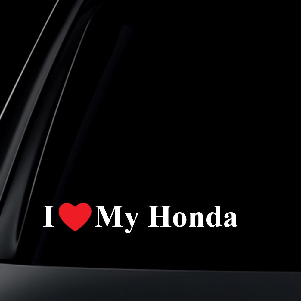 "Honda Paw Logo 12/"" Vinyl Decal Car Window Sticker"