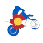 Colorado Motocross Sticker