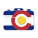Colorado Photo Sticker