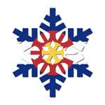 Colorado Snowflake Sticker