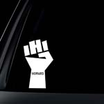 Howard Stern FIST Car Decal / Sticker