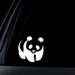 Panda Car Decal / Sticker