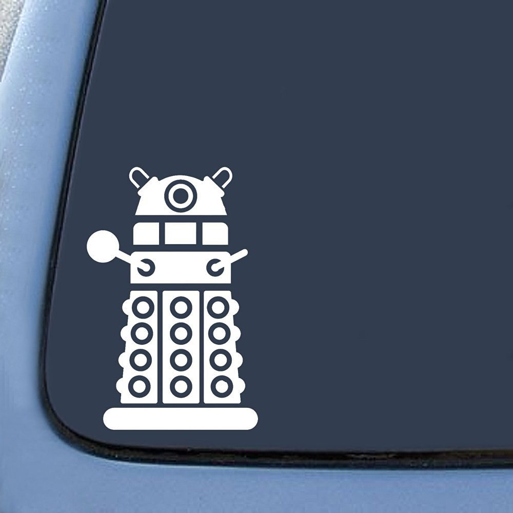 Dalek Sticker Decal Notebook Car Laptop