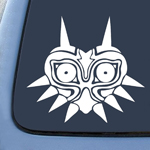 Majora's Mask Sticker Decal Notebook Car Laptop
