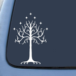 LOTR Tree of Gondor Sticker Decal Notebook Car Laptop