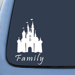 Family Sticker Decal Notebook Car Laptop