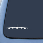 B52 Stratofortress Bomber Sticker Decal Notebook Car Laptop