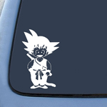 Dragon Gohan Goku DBZ Sticker Decal Notebook Car Laptop