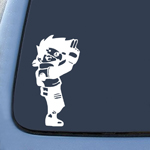 Naruto Black Decal Kakashi Anime Sticker Decal Notebook Car Laptop