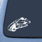 Millennium Falcon Sticker Decal Notebook Car Laptop