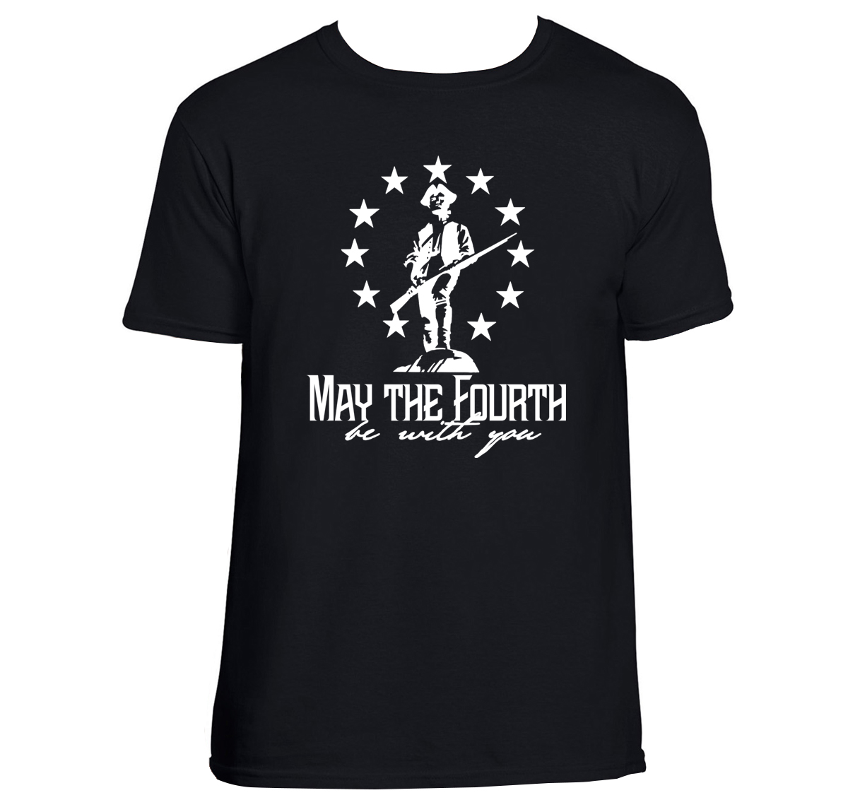 May The 4th Be With You Merchandise: May The Fourth Be With You Shirt