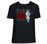 Party With The Patriots Shirt
