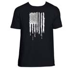 Dripping Flag Shirt