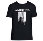 Dripping Flag America Shirt