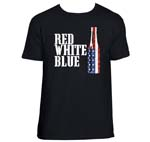 Red White And Blue Shirt