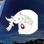 Madoka Girl Car Window Vinyl Decal Sticker