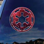 Galactic Empire Symbol Car Window Vinyl Decal Sticker 5