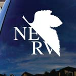 NERV Symbol Car Window Vinyl Decal Sticker 5
