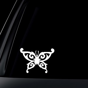 Butterfly Car Decal / Sticker