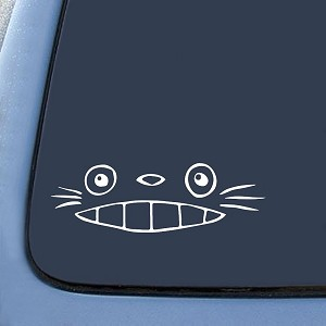 Totoro Ghibli Laputa JDM Sticker Decal Notebook Car Laptop