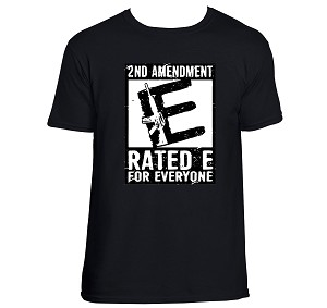 Rated E For Everyone Shirt
